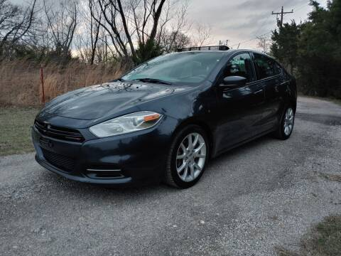 2013 Dodge Dart for sale at The Car Shed in Burleson TX