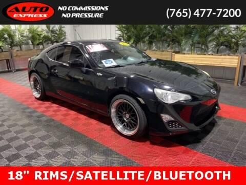 2013 Scion FR-S for sale at Auto Express in Lafayette IN