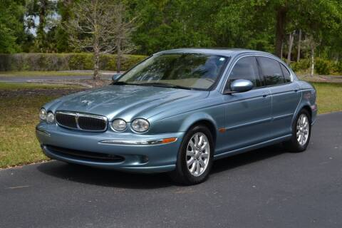 2003 Jaguar X-Type for sale at GulfCoast Motorsports in Osprey FL