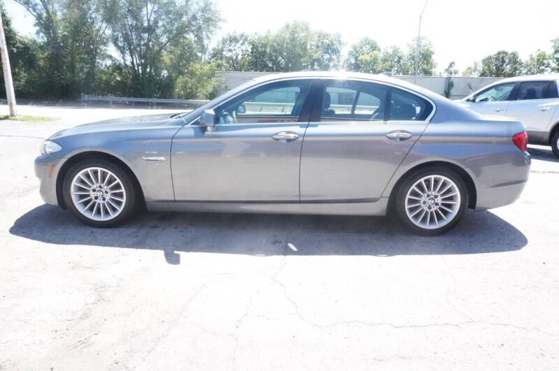 2012 BMW 5 Series for sale at Heartland Auto Plaza in Bonner Springs KS