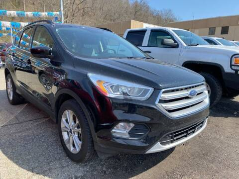 2017 Ford Escape for sale at Matt Jones Preowned Auto in Wheeling WV