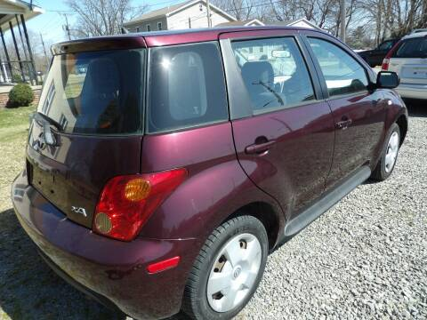 2005 Scion xA for sale at English Autos in Grove City PA