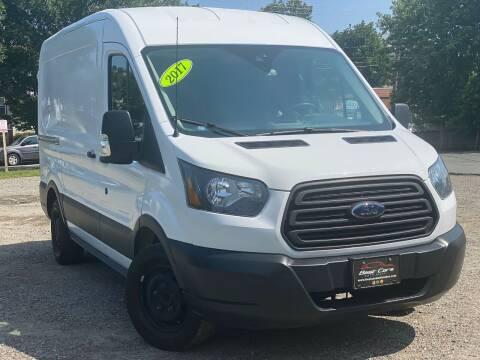 2017 Ford Transit Cargo for sale at Best Cars Auto Sales in Everett MA