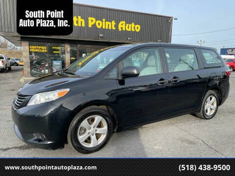 2015 Toyota Sienna for sale at South Point Auto Plaza, Inc. in Albany NY