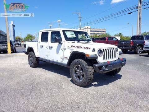 2021 Jeep Gladiator for sale at GATOR'S IMPORT SUPERSTORE in Melbourne FL