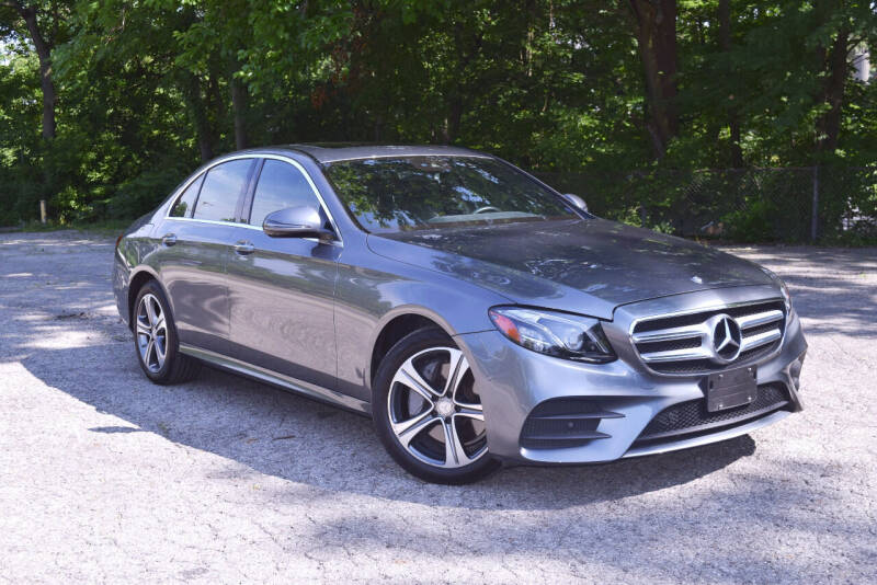 2017 Mercedes-Benz E-Class for sale at Bill Dovell Motor Car in Columbus OH