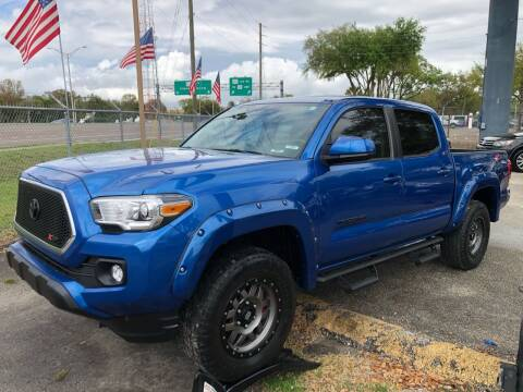 2017 Toyota Tacoma for sale at Prime Auto Solutions in Orlando FL