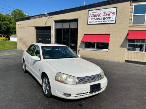 2003 Saturn L-Series for sale at I-Deal Cars LLC in York PA
