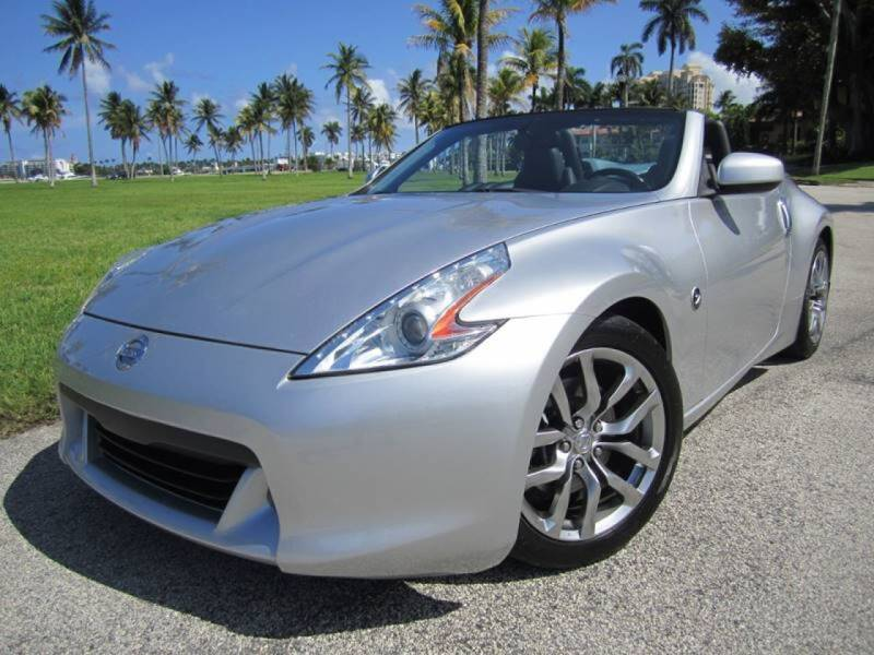 2010 Nissan 370Z for sale at FLORIDACARSTOGO in West Palm Beach FL