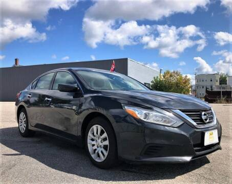 2016 Nissan Altima for sale at Ataboys Auto Sales in Manchester NH