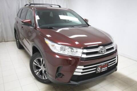 2019 Toyota Highlander for sale at EMG AUTO SALES in Avenel NJ