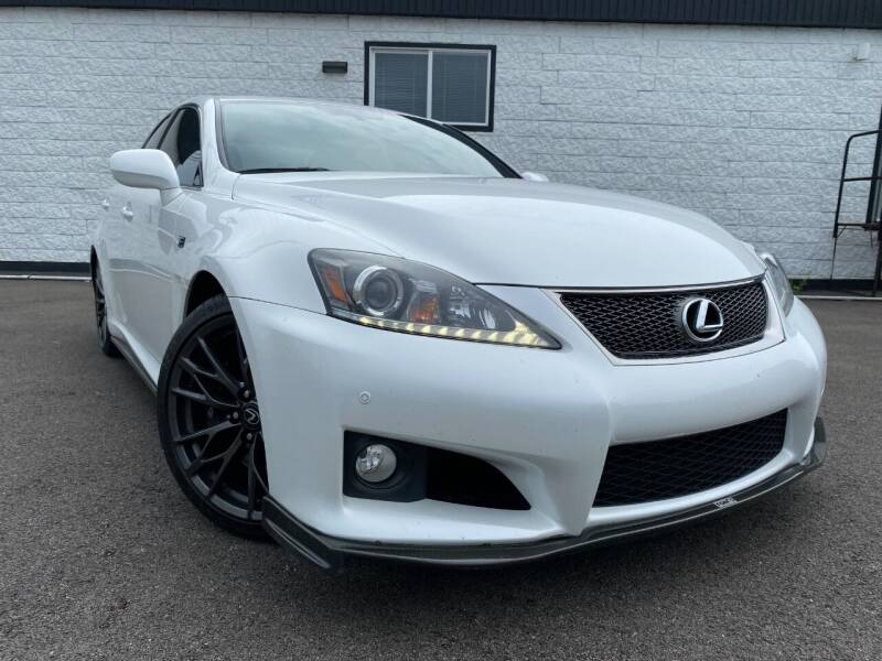 2011 Lexus IS F for sale in Springfield, IL