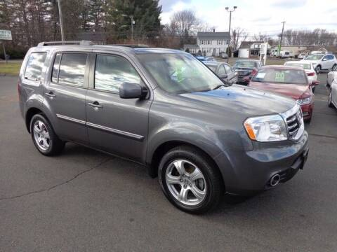 2015 Honda Pilot for sale at BETTER BUYS AUTO INC in East Windsor CT