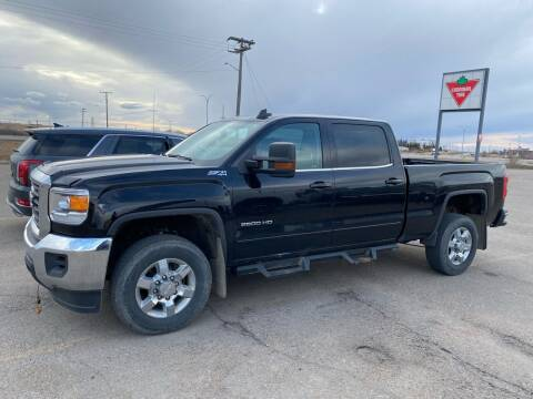 2016 GMC Sierra 2500HD for sale at Truck Buyers in Magrath AB