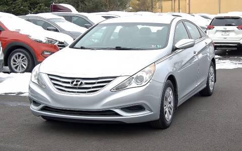 2012 Hyundai Sonata for sale at Avi Auto Sales Inc in Magnolia NJ