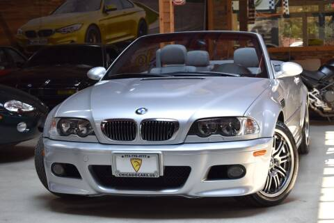 2003 BMW M3 for sale at Chicago Cars US in Summit IL