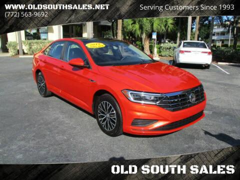 2019 Volkswagen Jetta for sale at OLD SOUTH SALES in Vero Beach FL
