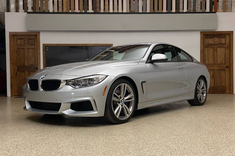 2014 BMW 4 Series for sale at EuroMotors LLC in Lee MA