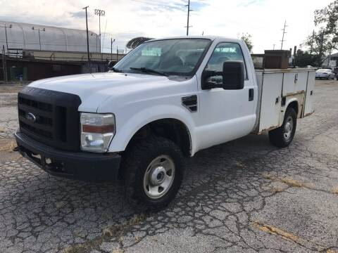 2009 Ford F-250 Super Duty for sale at Eddie's Auto Sales in Jeffersonville IN