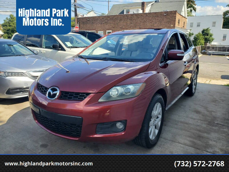 2009 Mazda CX-7 for sale at Highland Park Motors Inc. in Highland Park NJ