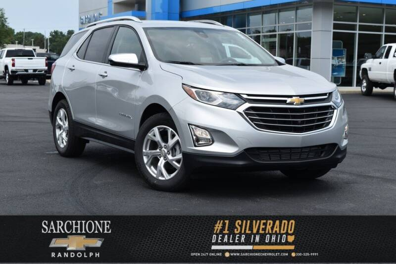 2021 Chevrolet Equinox for sale in Randolph, OH