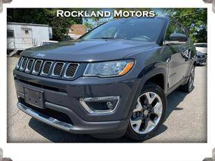 2018 Jeep Compass for sale at Rockland Automall - Rockland Motors in West Nyack NY