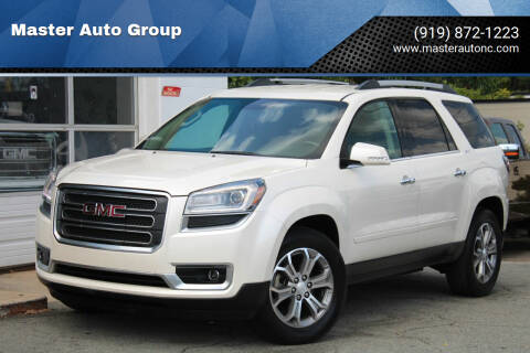 2014 GMC Acadia for sale at Master Auto Group in Raleigh NC