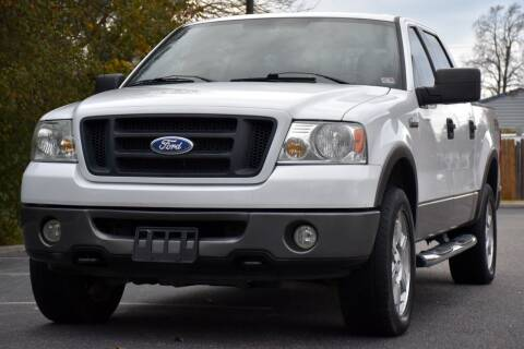 2006 Ford F-150 for sale at Wheel Deal Auto Sales LLC in Norfolk VA
