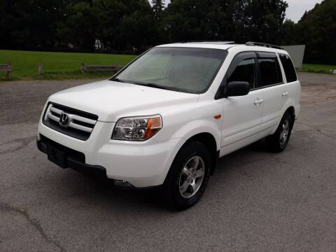 2008 Honda Pilot for sale at Select Auto Brokers in Webster NY