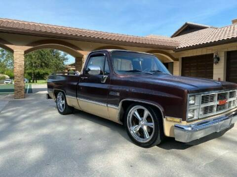 1983 GMC C/K 1500 Series for sale at Classic Car Deals in Cadillac MI