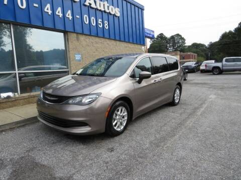 2017 Chrysler Pacifica for sale at Southern Auto Solutions - 1st Choice Autos in Marietta GA