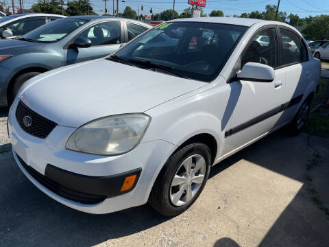 2006 Kia Rio for sale at 5 STAR MOTORS 1 & 2 in Louisville KY