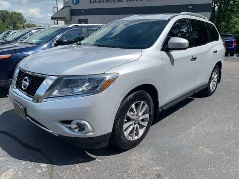 2013 Nissan Pathfinder for sale at Lighthouse Auto Sales in Holland MI