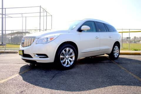 2013 Buick Enclave for sale at MEGA MOTORS in South Houston TX