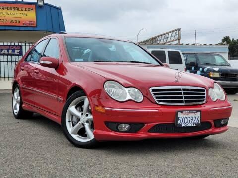 2006 Mercedes-Benz C-Class for sale at Gold Coast Motors in Lemon Grove CA