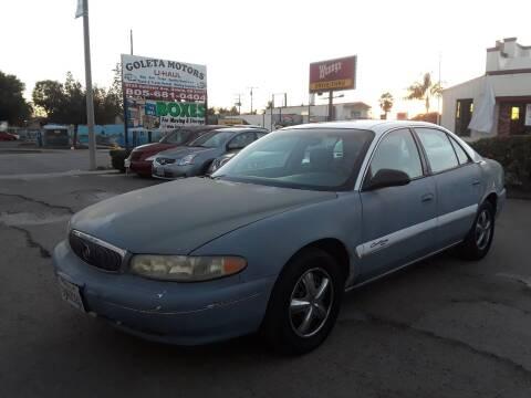 1997 Buick Century for sale at Goleta Motors in Goleta CA