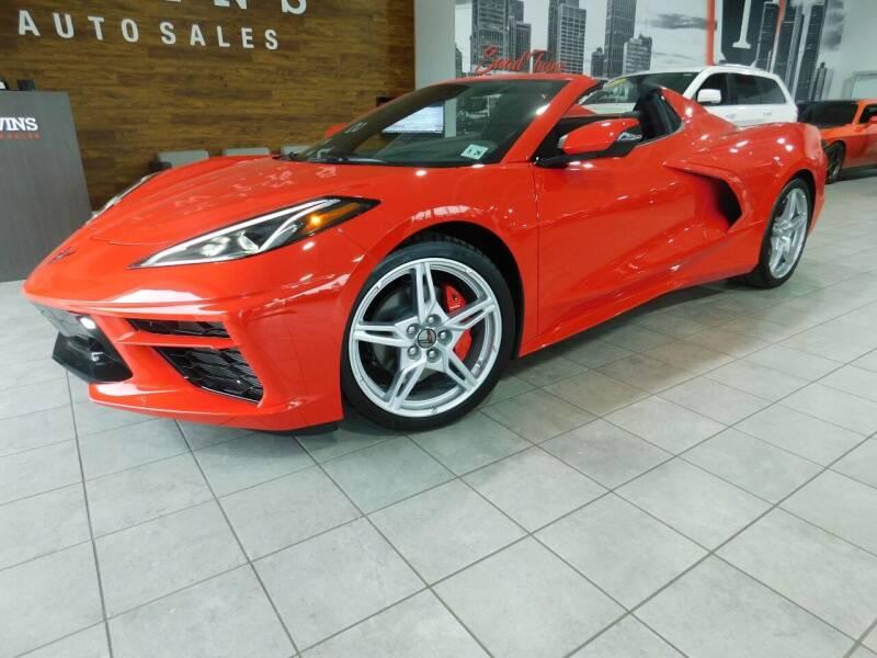 2020 Chevrolet Corvette for sale in Redford, MI