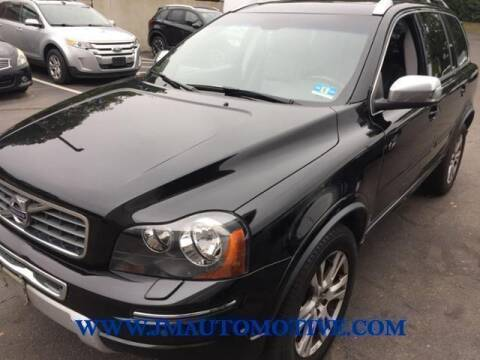 2013 Volvo XC90 for sale at J & M Automotive in Naugatuck CT