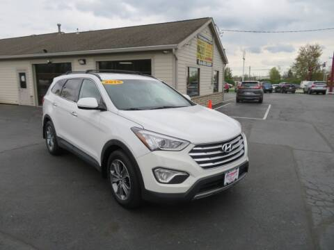 2015 Hyundai Santa Fe for sale at Tri-County Pre-Owned Superstore in Reynoldsburg OH