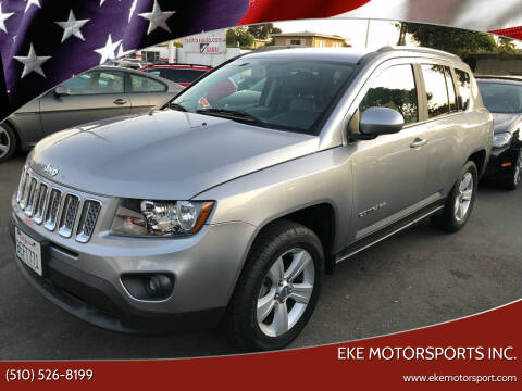 2017 Jeep Compass for sale at EKE Motorsports Inc. in El Cerrito CA