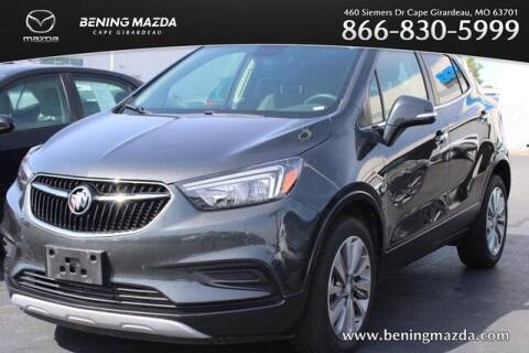 2017 Buick Encore for sale at Bening Mazda in Cape Girardeau MO