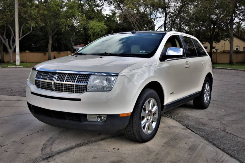 2007 Lincoln MKX for sale at Easy Deal Auto Brokers in Hollywood FL