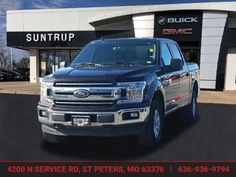 2020 Ford F-150 for sale at SUNTRUP BUICK GMC in Saint Peters MO