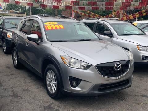 2013 Mazda CX-5 for sale at Metro Auto Exchange 2 in Linden NJ
