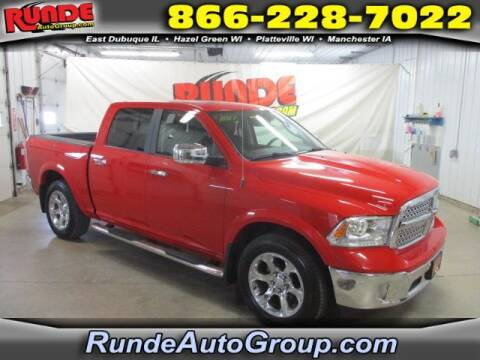 2018 RAM Ram Pickup 1500 for sale at Runde Chevrolet in East Dubuque IL
