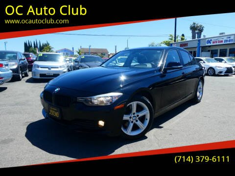 2014 BMW 3 Series for sale at OC Auto Club in Midway City CA