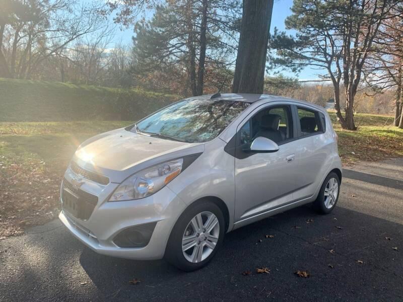 2015 Chevrolet Spark for sale at Morris Ave Auto Sale in Elizabeth NJ