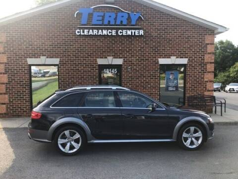 2014 Audi Allroad for sale at Terry Clearance Center in Lynchburg VA