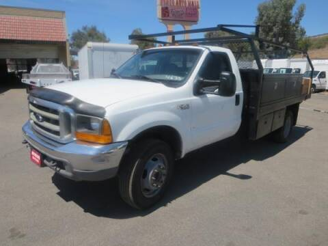 1999 Ford F-450 Super Duty for sale at Norco Truck Center in Norco CA