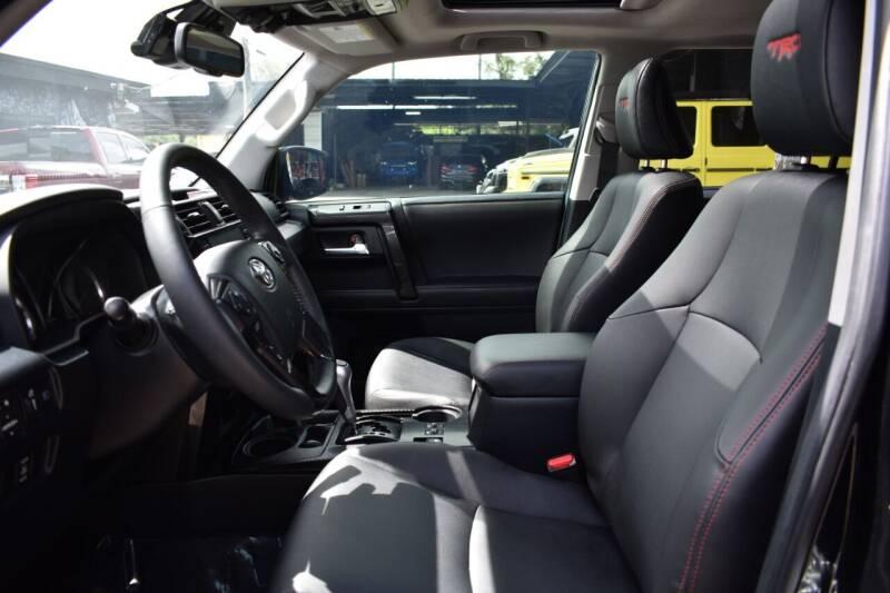 2020 Toyota 4Runner 4x4 TRD Pro 4dr SUV - Miami FL